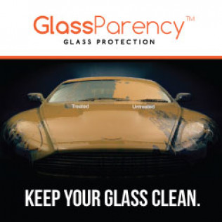Proud Provider of GlassParency Glass Protection